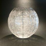 Κκρυστάλλινο βάζο – μπάλα