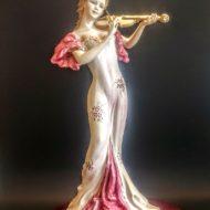 Μπιμπελό Κοπέλα με βιολί