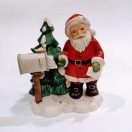 Άγιος Βασίλης σε πορσελάνη