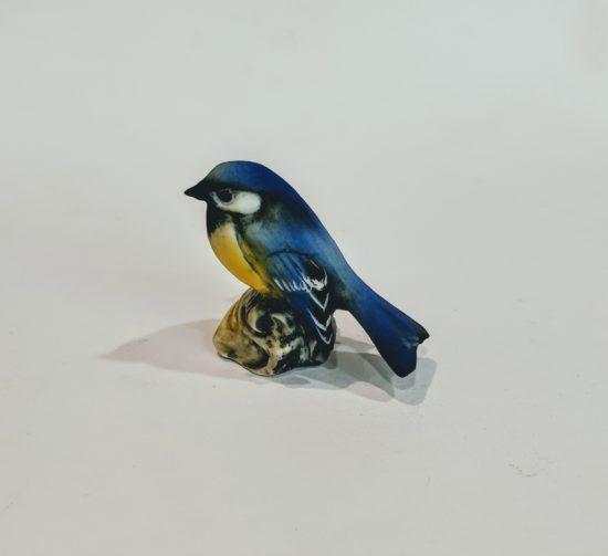 πουλάκι γαλάζιο capodimonte