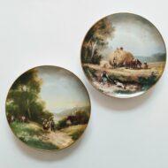 πιάτα τοίχου πορσελάνη