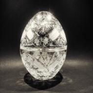 κρυστάλλινο κουτί αυγό